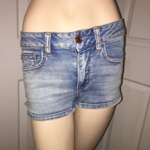 American Eagle High Rise Shorties